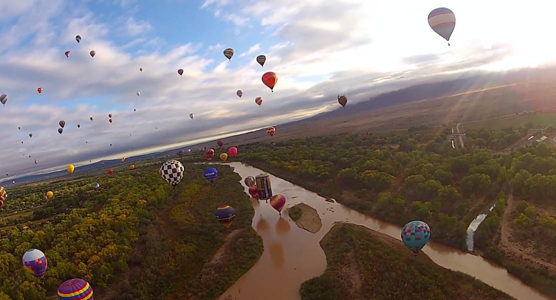 Albuquerque Balloon Fiesta 2014 02