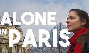 Alone in Paris timelapse