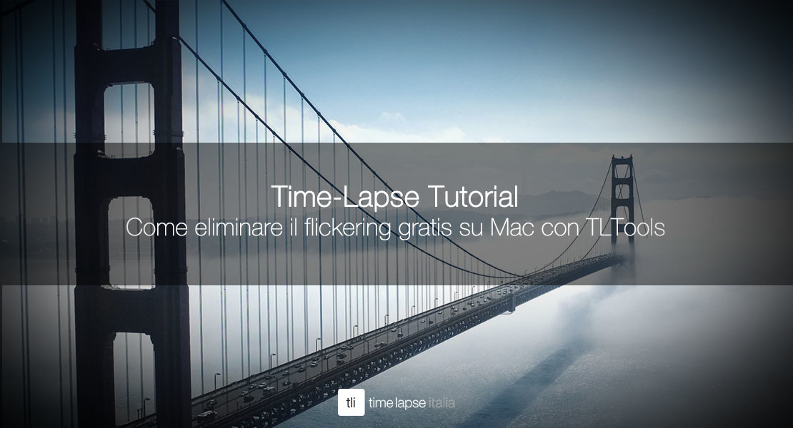 Come eliminare il flickering gratis su Mac con TLTools