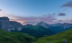 Dolomiti, un Patrimonio dell'Umanità visto in time-lapse