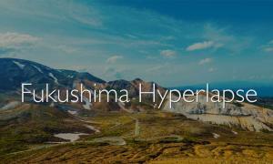Fukushima timelapse
