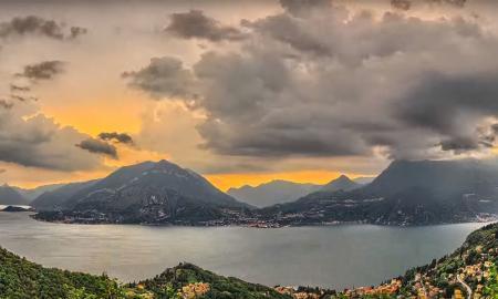 Heart of Lombardy timelapse