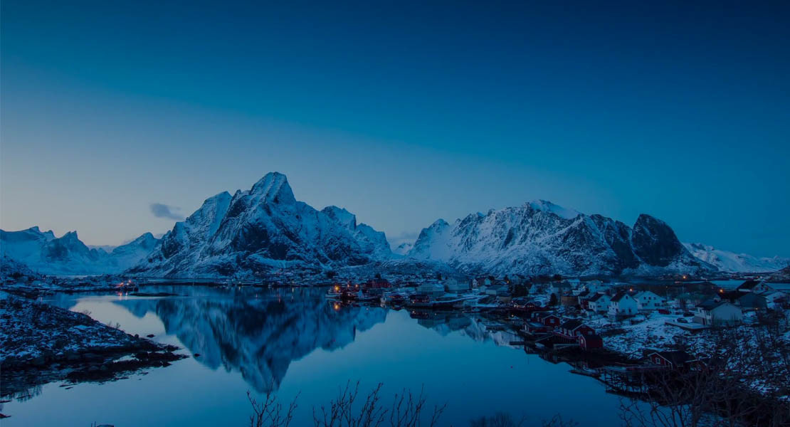 Lofoten - A timelapse postcard 01