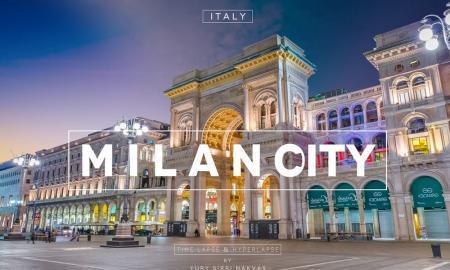 Milanocity timelapse Yuri 2016