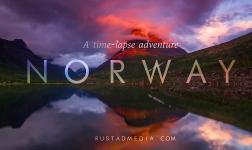 Viaggio in Norvegia, per un'avventura all'insegna del timelapse