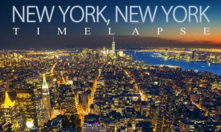 NYC NYC timelapse