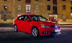 Un time-lapse per pubblicizzare la nuova potente auto di GM Holden