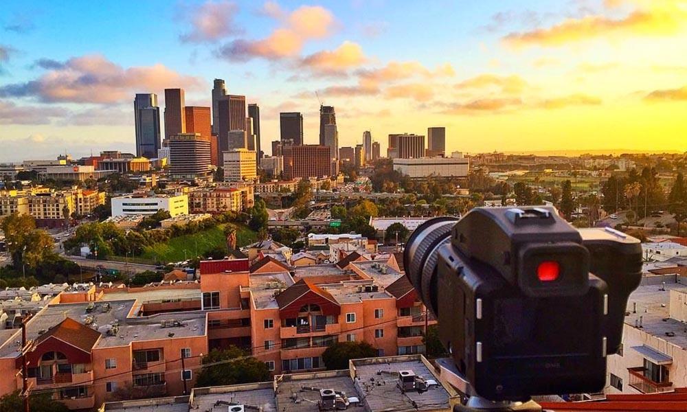 Phased LA USA 12K timelapse