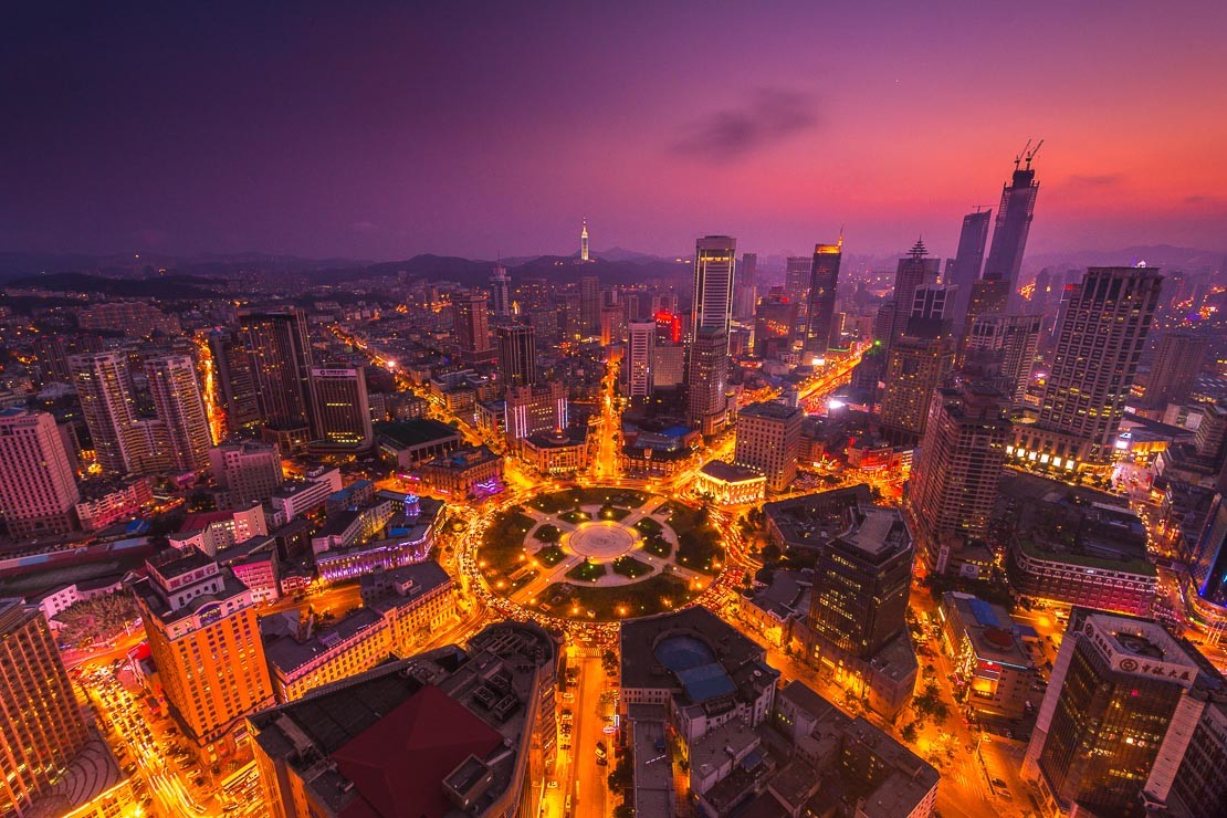 Zhongshan Square-Dalin- Rob Whitworth Interview on Time Lapse Italia