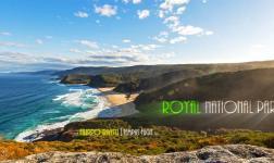 Royal National Park: quando 800GB di foto diventano 3′ di video