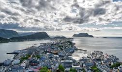 Ålesund, la città della conferenza InnoTown