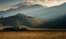 Nel cuore dei Monti Sibillini, alla ricerca dell'aspetto più mistico
