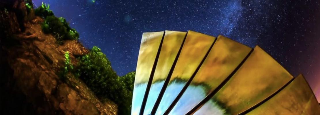 Following the Stars: astro-hyperlapse innovativo e DA URLO!