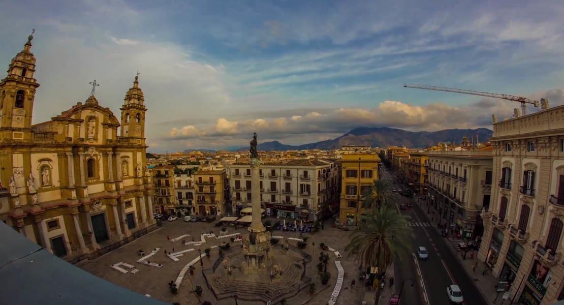 Viaggio a palermo cosa vedere time lapse italia for Vedere a palermo