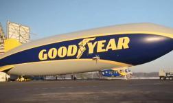 Goodyear's Blimp: La costruzione di un dirigibile in time lapse