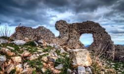Castello di Quirra, Sardegna.. ovvero Time within walls