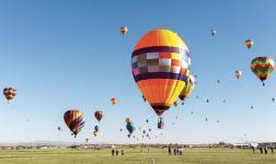 700 Mongolfiere prendono il volo, ad Albuquerque