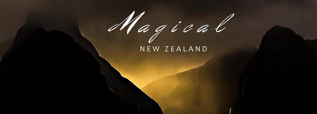 Video di un fantastico viaggio di 3 mesi in camper per la Nuova Zelanda