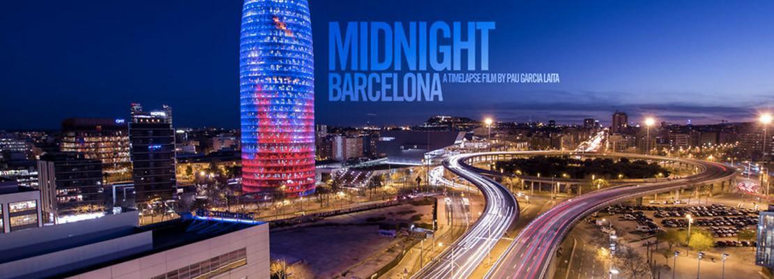 Midnight Barcelona: quando calano le luci della sera