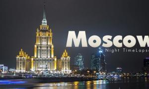 TLI Moscow 2014 hyperlapse