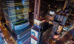 Capodanno a New York, nella famosissima Times Square !
