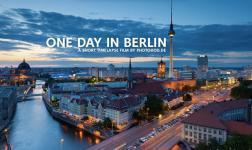 Intenso, nitido e dinamico: un giorno a Berlino!