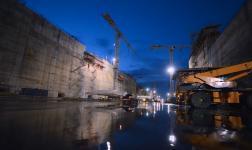 Costruendo il Canale di Panama: edilizia in timelapse