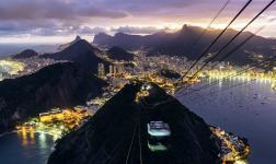 Rio, di sicuro tra i migliori time-lapse del 2013