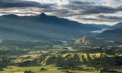 Paesaggi della Nuova Zelanda che ti lascian senza fiato