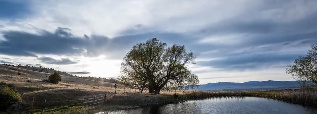 Il Montana, attraverso la mia finestra