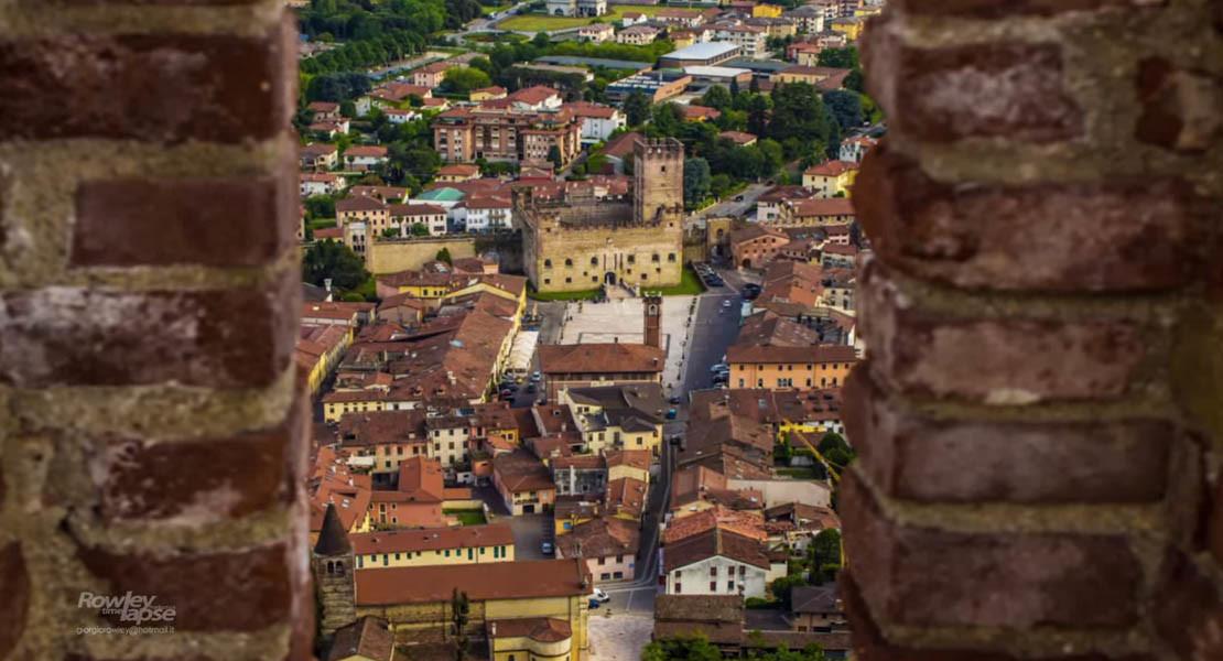 TLI Vicenza hyperlapse 2014