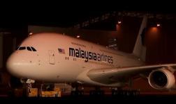 Un primo sguardo all'ammiraglia del Cielo, l'Airbus A380