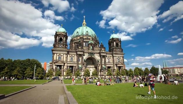 Berlino in movimento, un altro bel timelapse urbano