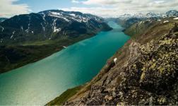Besseggen, splendida Norvegia!