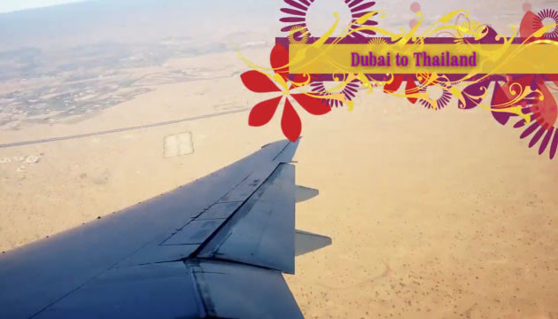 Da Dubai alla Thailandia, un time-lapse creato con iPhone 4S