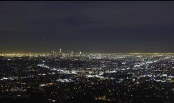 Viaggio per le strade di Los Angeles