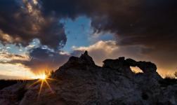 Un'estate di tramonti e cieli stellati