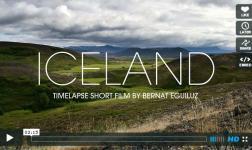 Il meglio di un mese in Islanda, in video