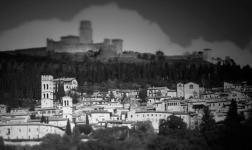 Assisi, un piccolo cortometraggio italiano
