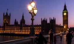 L'architettura di Londra in uno splendido hyper-lapse