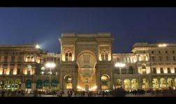 Altro lavoro tutto italiano: Milano in timelapse