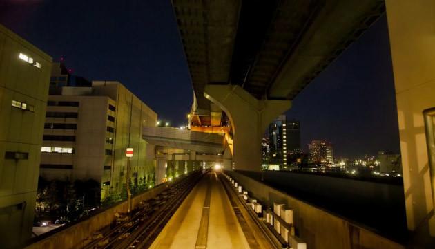 Perso per le strade di Tokyo, in 10.000 fotogrammi
