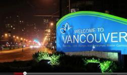 La città di Vancouver in un time-lapse di qualità
