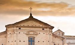 Uno dei Borghi più belli d'Italia durante il Venerdì Santo