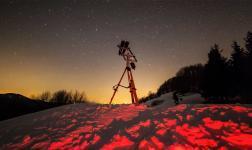 Ciak si gira! Telescopi a lavoro..