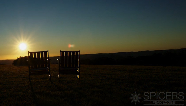 Un Bed and Breakfast di lusso nel Queensland, promo in timelapse