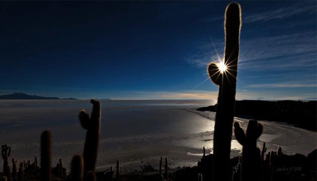 Tropico del Capricorno, un nuovo progetto di film in timelapse