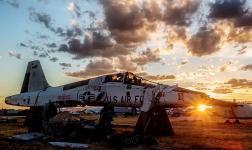 Air Force e macchine volanti in ricordo degli eroi