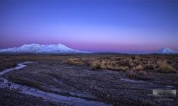 Luci vulcaniche, nel paradiso neozelandese