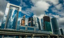 Mosca, una delle città più ritratte in hyperlapse